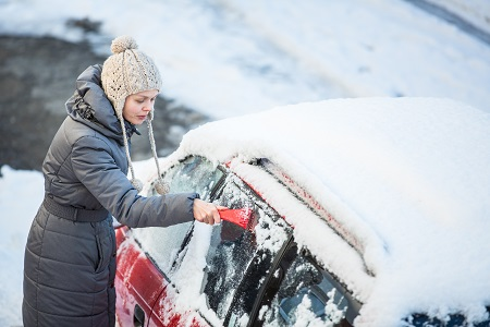Defrost Car - Winter Car Care | Cargiant