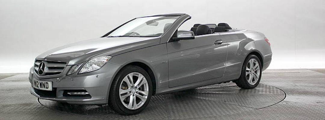 Cargiant reviews the Mercedes E-class - Cargiant